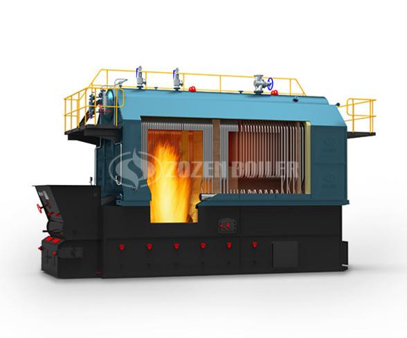 SZL Series Biomass-fired Hot Water Boiler