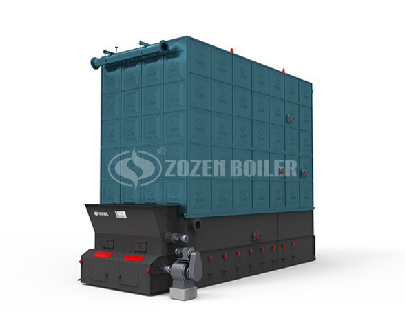 YLW Series Biomass-fired Thermal Fluid Heater