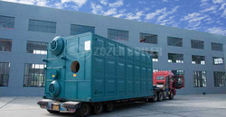 ZOZEN gas-fired boiler is ready for shipping to Australia